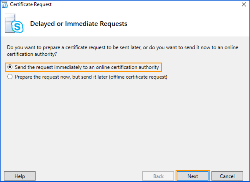 Issuing longer 5 year internal ca certificates to skype for cert11 yelopaper Image collections