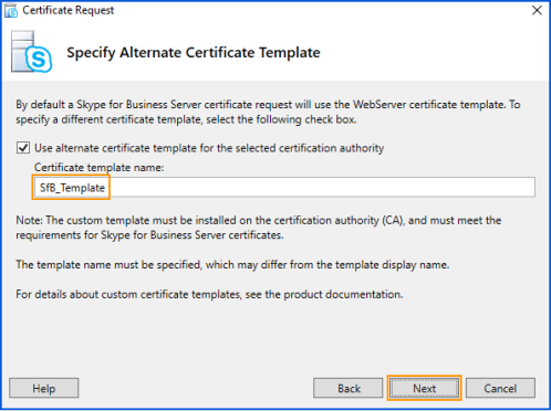 Issuing longer 5 year internal ca certificates to skype for cert13 yelopaper Image collections