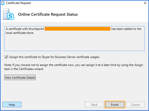 Issuing longer 5 year internal ca certificates to skype for issuing longer 5 year internal ca certificates to skype for business servers x500 yelopaper Image collections